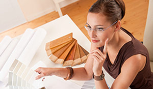 The qualified staff at American Flooring Holt can provide both decorating and design ideas to help add that perfect finishing touch to any room or even your entire home.