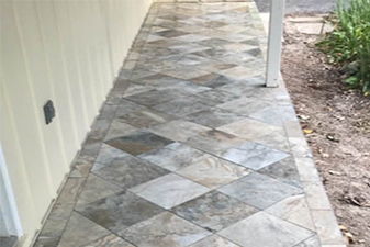American Flooring Tile Project