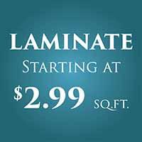 Anniversary Flooring Sale  Laminate starting at $2.99 sq. ft.