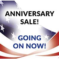 Save on all flooring during our Anniversary Sale going on now at American Flooring in Holt.